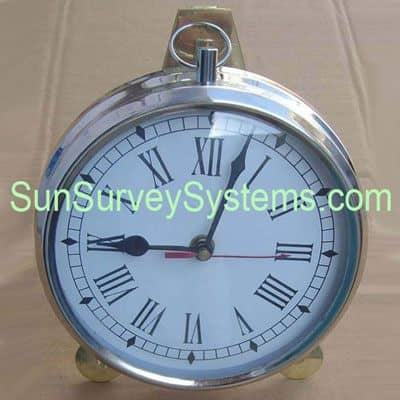 Table Clock Clip Stand