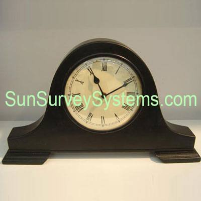 Replica Clock Wooden