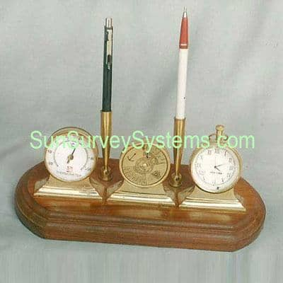 Watch Calander Pen Stand