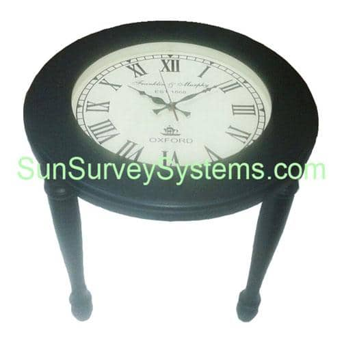 Clock Table 1