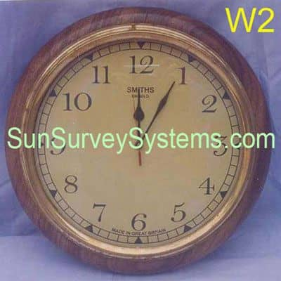 Office Wall Clock W2