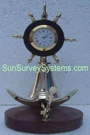 Clock Bell Anchor