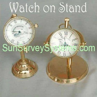 Watch on Stand