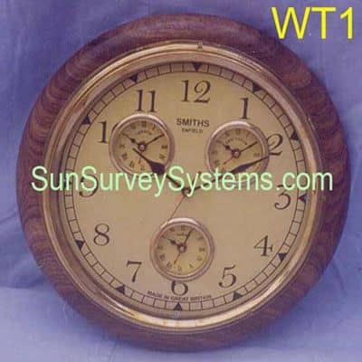 World Time Clock WT1